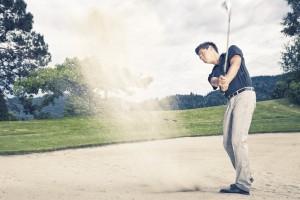 Golf body coaching