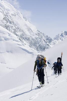 Mount St. Elias – die längste Skiabfahrt der Welt