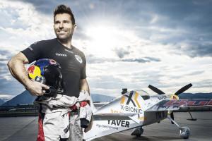 Extremsportler, Kunstflugpilot und Red Bull Air Racer: Hannes Arch