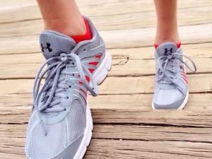Laufspaß mit dem richtigen Schuh