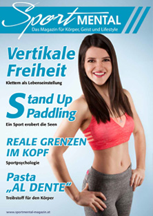 Sportmental Magazin 11/2016