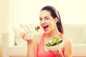 Mit richtigem Essen zu guter Laune